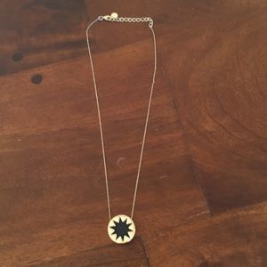 House of Harlow 1960 Starburst necklace